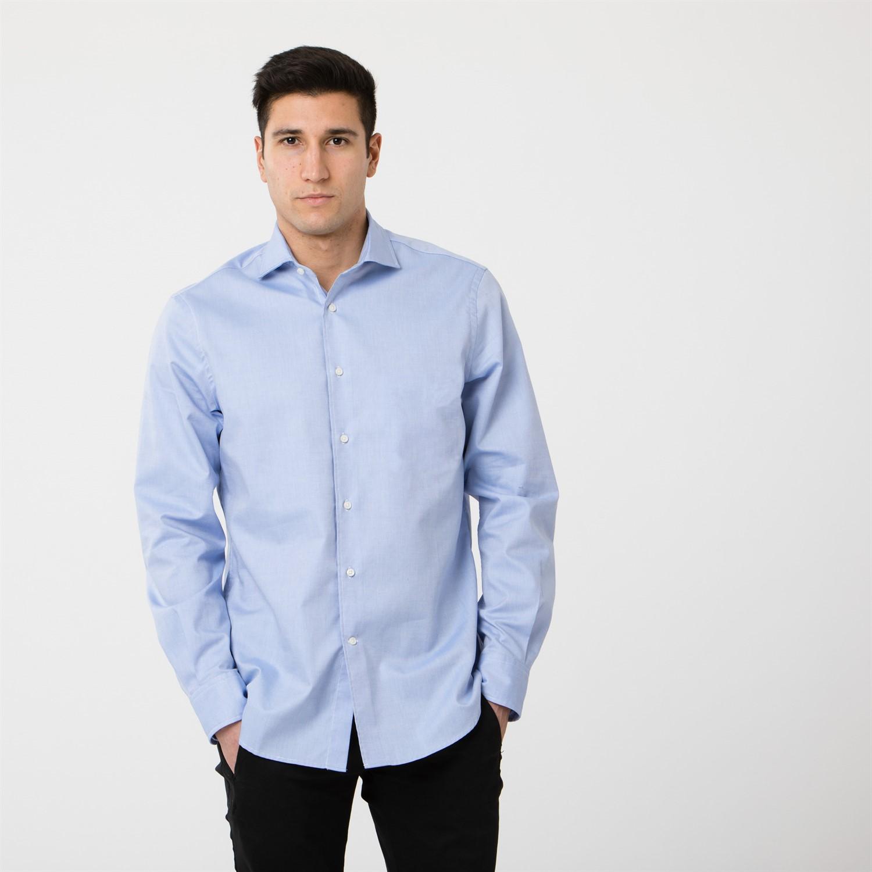 informazioni per bb5af db784 Camicia con collo alla francese   Camicie   Abbigliamento ...